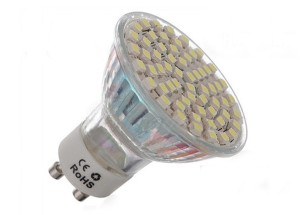 Look familiar? LEDs are gaining in popularity.
